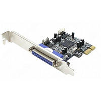 STLab Контроллер PCI-E -> 2xCOM (чипсет OXPCIe952-FBAG) STLab