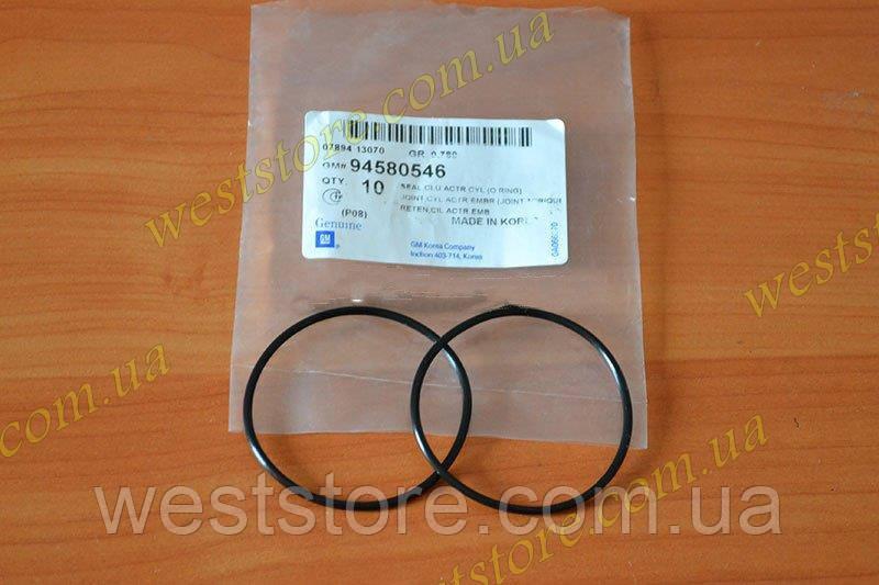 Прокладка кольцо уплотнительное втулки направляющей выжимного подшипника сцепления Ланос Lanos GM 94580546