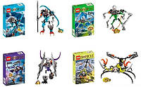 Конструктор 710-1-2-3-4, 4 вида Bionicle