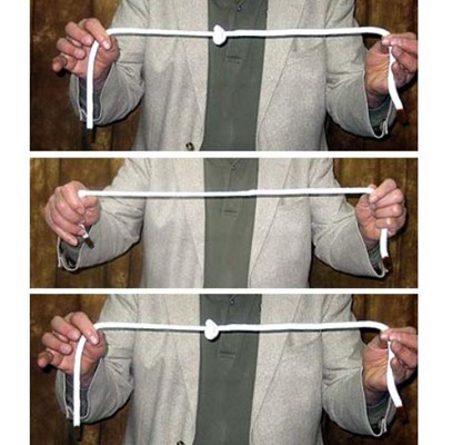Реквизит для фокусов | Фокус Узел на веревке (Knots So Fast)