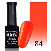 Гель-лак GGA № 84 (10 мл.)