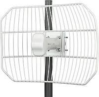 Точка доступа Ubiquiti AirGrid M5 (WiFi (IEEE 802.11a / n / AirMax, 4.9 ГГц / 6.1 ГГц), 1 x антенна 23 Дб, 1-p