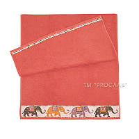 Махровое полотенце Саванна, 70х140 см
