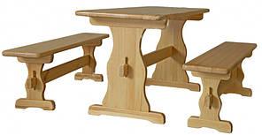 Набор деревянной мебели Pal Викинг 1300