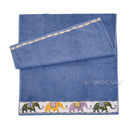 Махровое полотенце Саванна, 50х90 см, фото 2