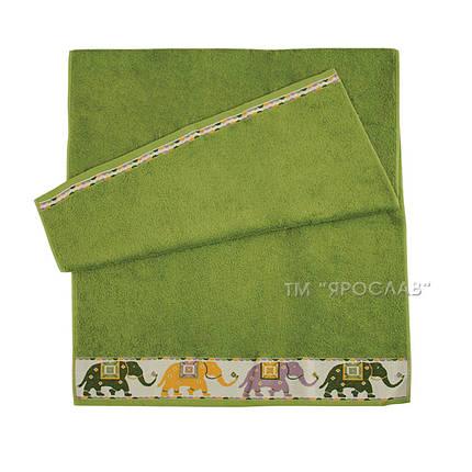 Махровое полотенце Саванна ТМ Ярослав, 50х90 см, фото 2