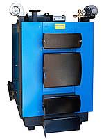 Твердотопливные стальные котлы промышленные  Ukrtermo серии 300 - 97