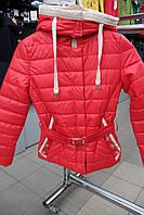 Куртка детская Anernuo 1601 Красный