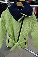 Куртка детская R.M.Kids B-1672 лайм