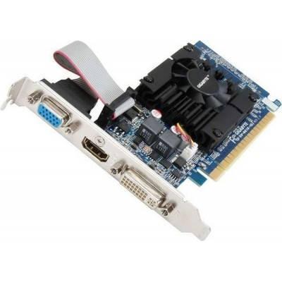Видеокарта GIGABYTE GeForce GT 610 GV-N610-1GI