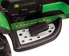 Электромобиль Экскаватор John Deere Power Pull Peg Perego Igor0068, фото 3