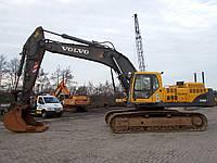 Гусеничный экскаватор Volvo EC460BLC