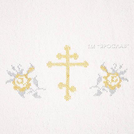 Полотенце для крещения, 70х140, фото 2