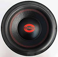 "Ultimate Audio JSW 12/4"" - низкочастотный динамик"
