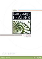 New Language Leader Pre-Intermediate Coursebook and MyEnglishLab Pack