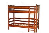 Детская кроватка двухъярусная