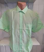 Рубашка мужская БАТАЛЬНАЯ производство Турция купить купить оптом в Одессе на 7км