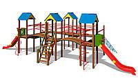 Детский игровой комплекс  «Цитадель»