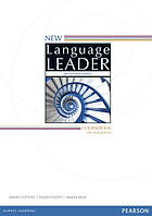 New Language Leader Intermediate Coursebook and MyEnglishLab Pack