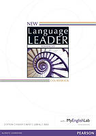 New Language Leader Advanced Coursebook and MyEnglishLab Pack
