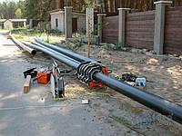 Работы по подготовке проектов наружных сетей водоснабжения