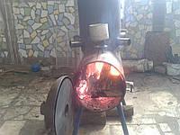 Новый Булерьян, печь длительного горения, водяная, контура