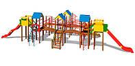 Детский игровой комплекс  «Цитадель — 1»