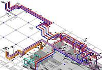 . Работы по подготовке проектов наружных сетей  канализации и их сооружений
