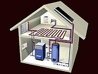 Работы по подготовке проектов внутренних инженерных систем отопления