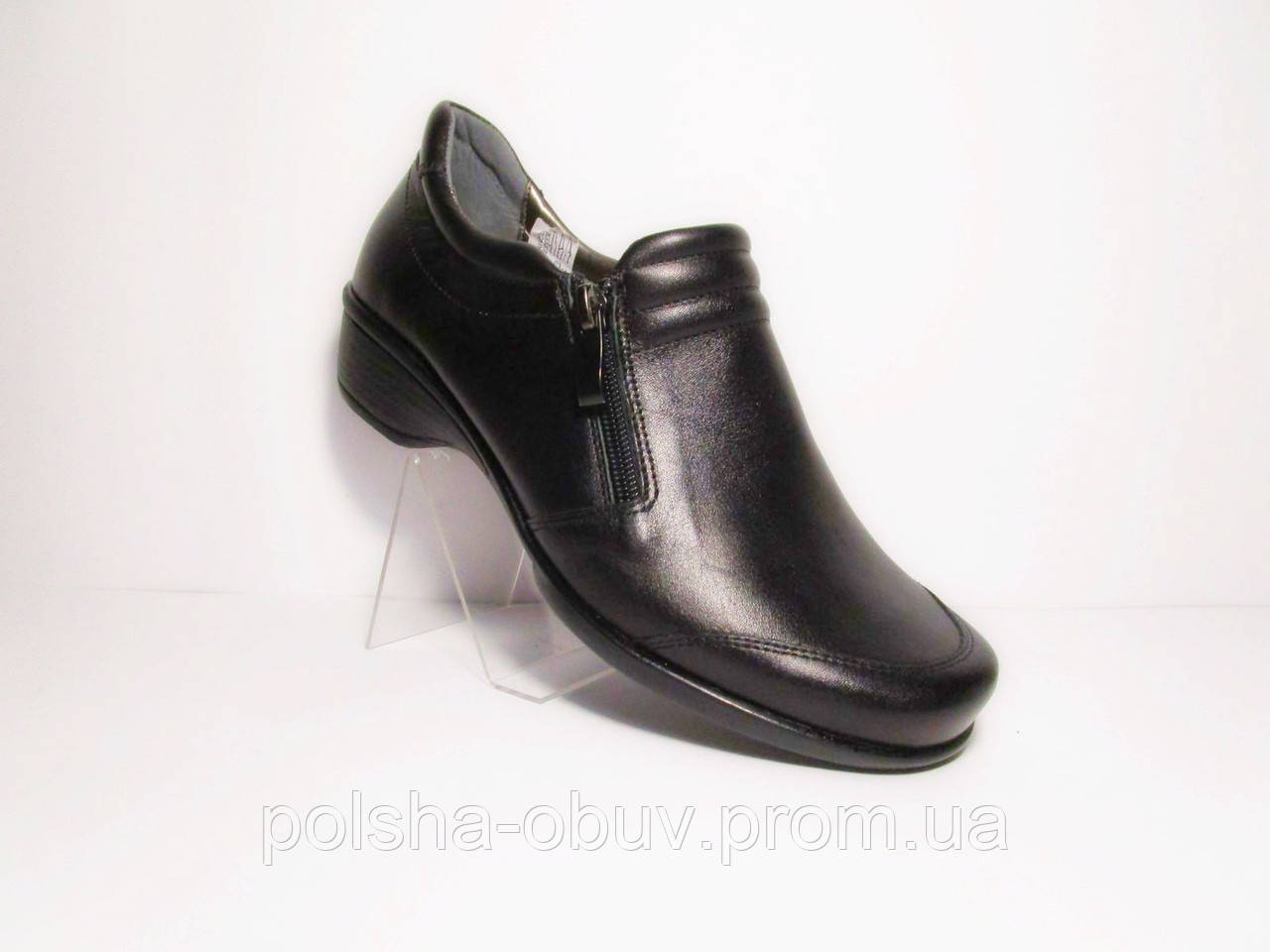 Туфли женские из натуральной кожи производство польша Goral  продажа ... c9c7cd1c0935f