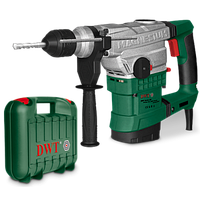 Перфоратор DWT BH11-30 V BMC, 1100 Вт, 300-750 об/мин, 900-2600 уд/мин, 6 Дж