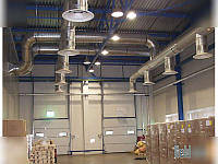 Работы по подготовке проектов внутренних инженерных систем вентиляции и кондиционирования,