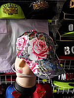 КЕПКА ПОДРОСТКОВАЯ НА ДЕВОЧКУ ТРИКОТАЖНАЯ КУПИТЬ купить оптом в Одессе на 7км