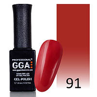 Гель-лак GGA № 91 (10 мл.)
