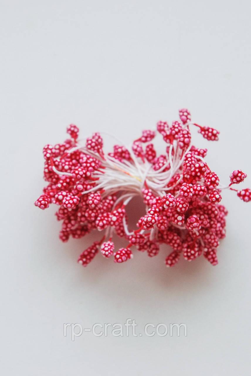 Тычинка для цветка, красная
