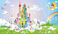 """Фотообои для детского сада """"Сказочное королевство"""""""