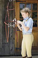 Бриджи для конного спорта Cotton  детские