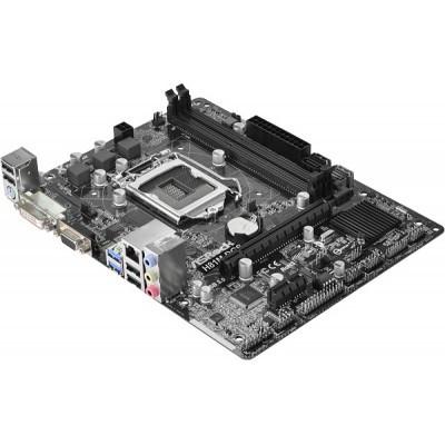 "Материнская плата ASRock H81M-DGS R2.0 s.1150 DDR3 ""Over-Stock"""