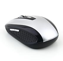 Беспроводная мышь Receiver Wireless 2.4GHz (Красный), фото 2