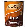 Деревозащитное средство с уф-фильтром Maxima ULTRA (Максима Ультра) Ореховое дерево 0.75л