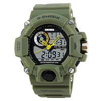 Спортивные часы Skmei 1053, водонепроницаемые