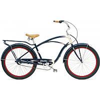 """Велосипед 26"""" ELECTRA Super Deluxe 3i Men's navy-Cream, фото 1"""