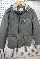 Куртка детская R.M.Kids A-1820 т.серый