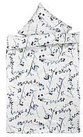 Односпальный комплект постельного белья  ( Сатин )2