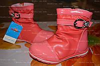 Ботинки детские, р.22-27. детская обувь демисезон