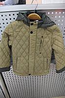 Куртка детская R.M.Kids A-18132 горчичный