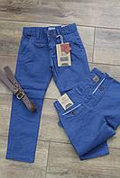 Котоновые брюки для мальчиков  116 лет