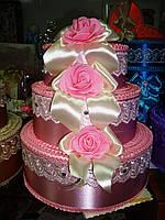 Тортик для денег Розы, фото 1