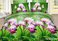 Комплект постельного белья евро Zastelli микросатин