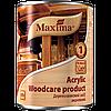 Акриловое деревозащитное средство Maxima Бесцветное 0.75л